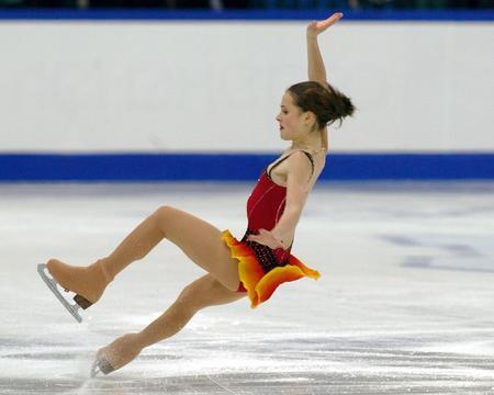 Falls Figures Fall Down Figure Skating
