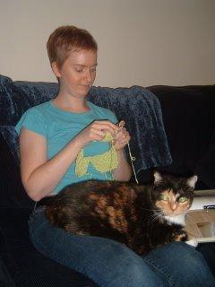 Yay! Knitting!