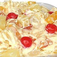 ... salad for dessert pilipino style fruit salad fruit cocktail nata de
