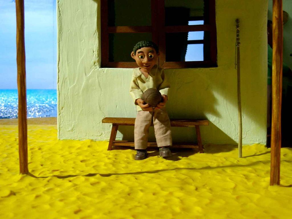 El Viaje de Said - Premio Goya 2007 Mejor Cortometraje