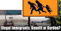 illegal immigration too large a burden
