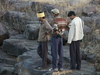 man eating leopards in south Rajasthan