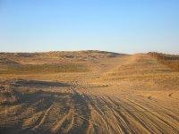 kelias per dykuma