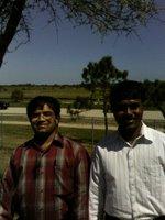 Resident consultants Arabinda and Kishore