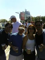 John, Brandon, Ashlee and Robert