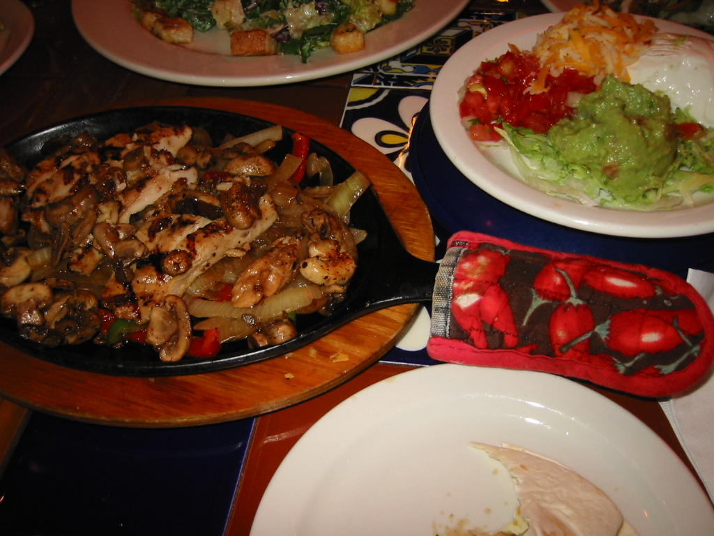 a hungry girl's guide to taipei: american: i strongly recommend chili's
