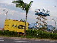 Fear Factor Truck