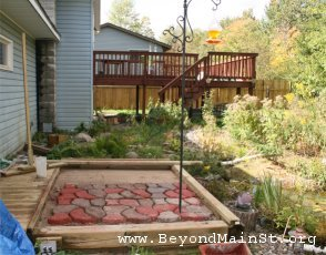 do it yourself patio blocks