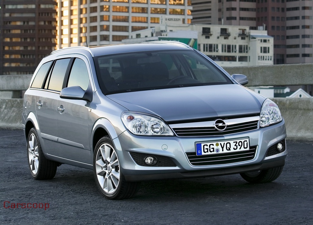 2007 opel astra facelift new 180hp 1 6 turbo carscoops. Black Bedroom Furniture Sets. Home Design Ideas