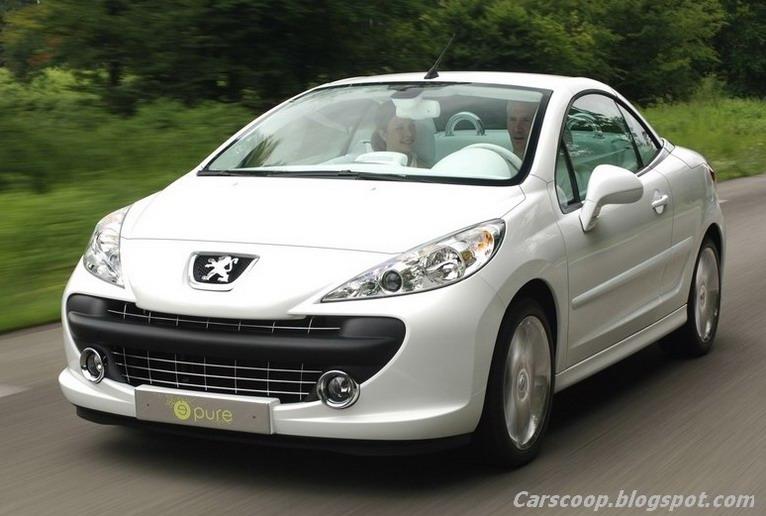 Olehandrio Bruzcastle Blog: 2007 Peugeot 207 CC - Paris preview with ...
