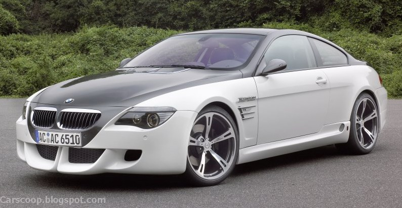 Fortune Ac Schnitzer Tension From Concept To Street Version