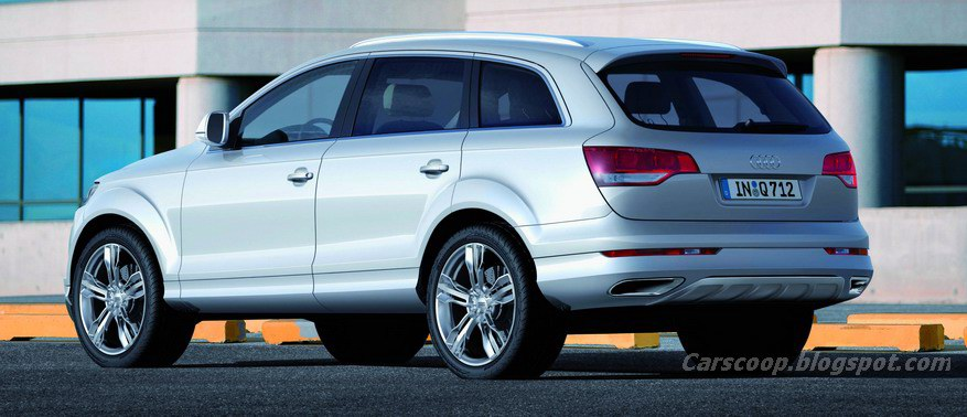 Car Is Best You 2007 Audi Q7 V12 Tdi The Worlds First V12 Diesel