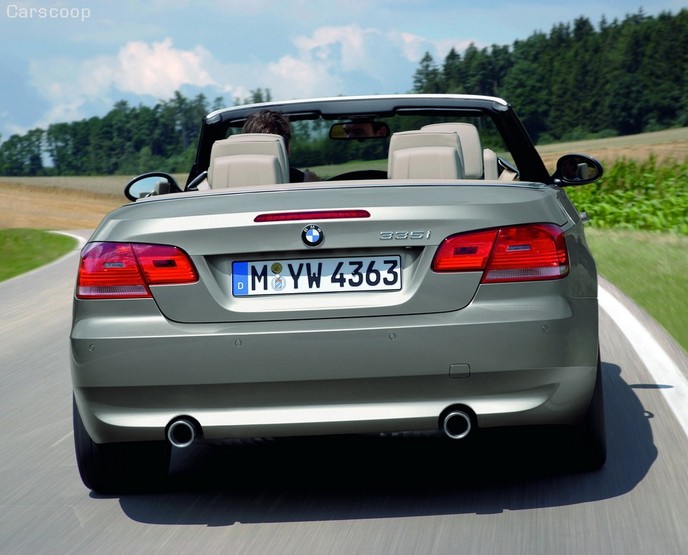 Sales Due To Be Presented At The North American International Auto Show In Detroit On 7 January 2007 3 Series Convertible Will Go Sale