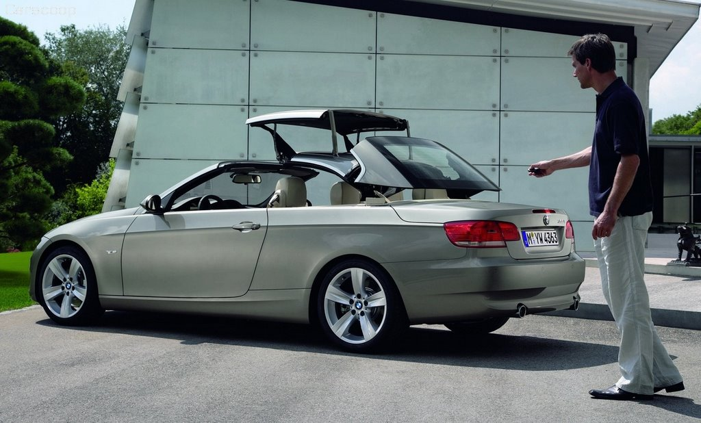 Auto Trend Car Quotes 2007 Bmw 3 Series Convertible Bmw Get S In The Coupe Cabrio Game