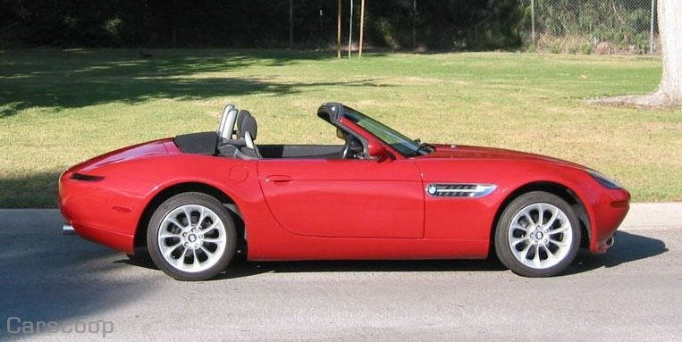 Bmw Z8 Replica Based On The Z4 Carscoops