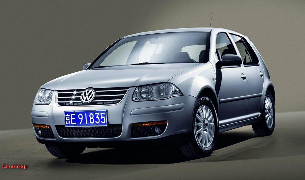 volkswagen bora hs auto china 2006