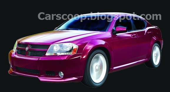 Exclusive 2008 Dodge Avenger Official Pictures Cars Used Cars