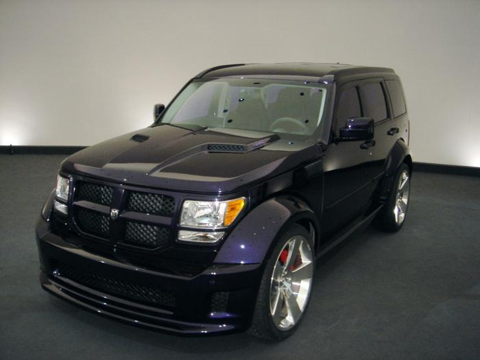 Car news new 2006 sema show hemi powered dodge nitro 2006 sema show hemi powered dodge nitro sciox Image collections