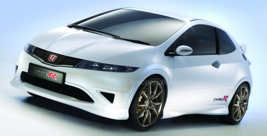 2007 Honda Civic Type R : Coming This Week   Preliminary Specs