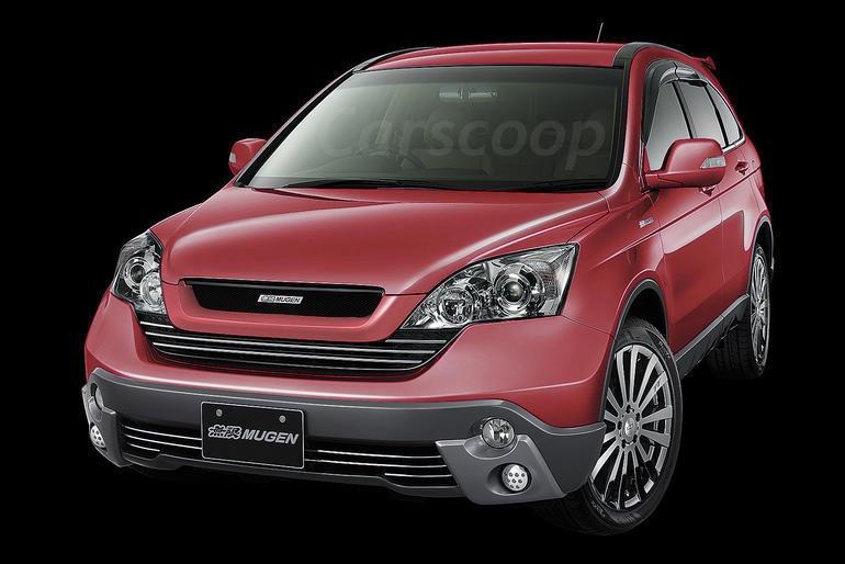 Mugen Honda Cr V Carscoops