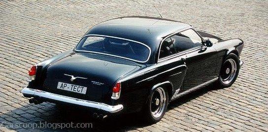 Volga V8 Roadster Russians Overhaul A Bmw 650i Cabriolet