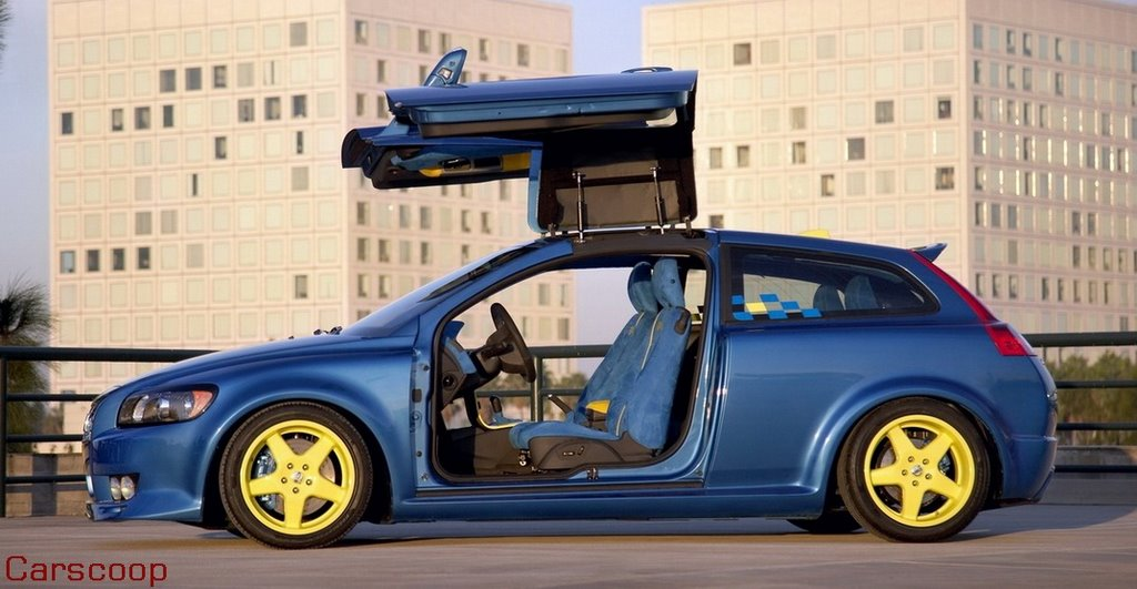 2006 SEMA Show: Volvo C30 by Heico, Evolve & IPD | Carscoops