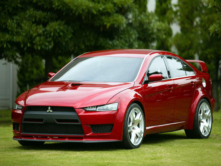 2008 Mitsubishi Lancer Sports Sedan: False alarm