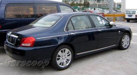 Car Reviews Bye Bye Rover Hello Roewe Chinese Saic