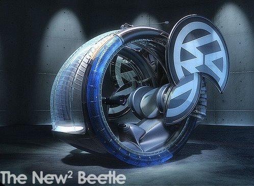 2054 Volkswagen Beetle