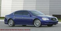 Carscoop%20Buick%20Lucerne%207 resize 2006 SEMA Show Buick Lucerne Photos