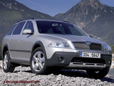 01.0 Czech this out Skoda Octavia Scout