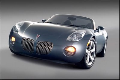 "Transformers Rumors: Jazz to ""transform"" from a Porsche to a Pontiac Solstice ?"
