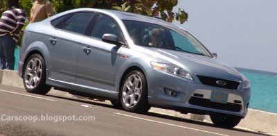Uncensored : 2007 Ford Mondeo Sedan Production Version Pictures !