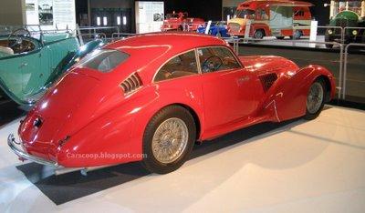 Alfa Romeo 8c Competizione Driving Video
