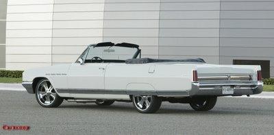 Carscoop%20Buick%20Electra%202 2006 SEMA Show 1964 Buick Electra 225 Convertible with a 620Hp V8 Photos