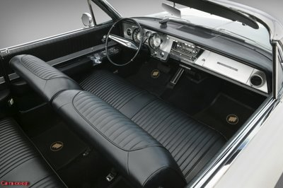 Carscoop%20Buick%20Electra%203 2006 SEMA Show 1964 Buick Electra 225 Convertible with a 620Hp V8 Photos