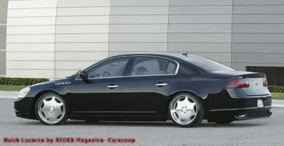 Carscoop%20Buick%20Lucerne%2010 resize 2006 SEMA Show Buick Lucerne Photos