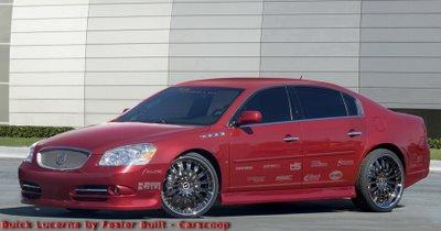 Carscoop%20Buick%20Lucerne%2030 resize 2006 SEMA Show Buick Lucerne Photos