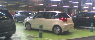 2007 Citroen C4 Picasso 5 Seat edition revealed on video !