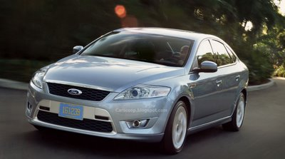 2007 Ford Mondeo - New set of pictures