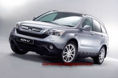Honda Releases Info on its 2007 CR-V