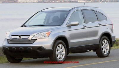 2007 Honda CR-V: US vs EURO EDITION