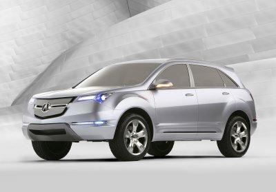 ac2 2007 Acura MD X Concept