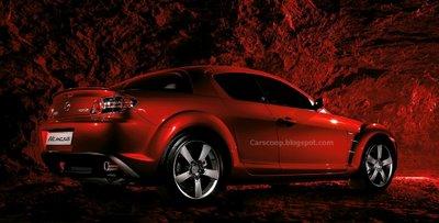 Mazda RX-8 Nemesis - Special Edition
