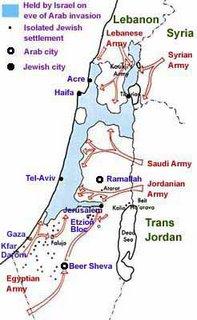 Guerra de Independencia de Israel