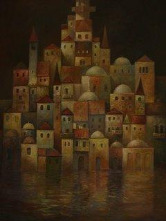 Jerusalem After Rain