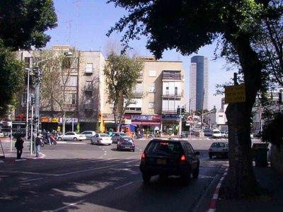 Ibn Gevirol esquina Dizengoff