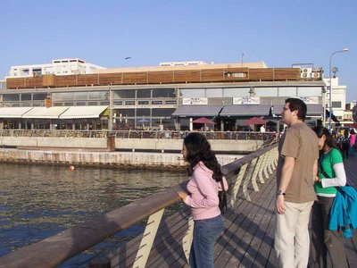 El puerto nuevo