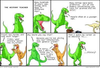 Dinosaur Comix