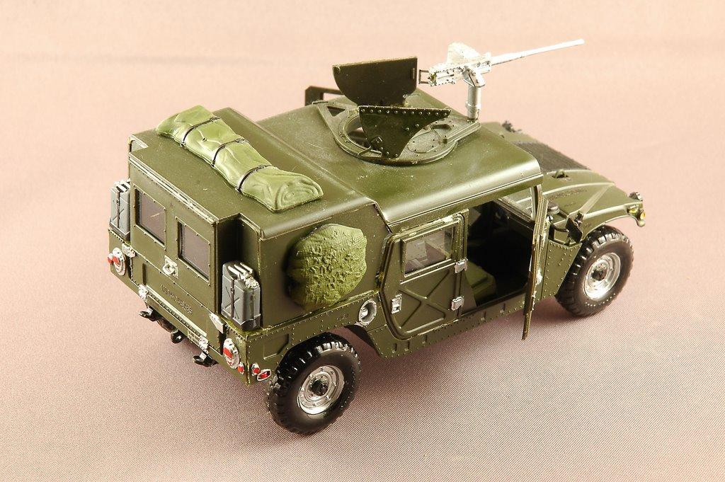 LS Models Military Vehicles